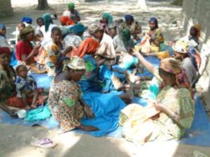 Femmes tchadiennes