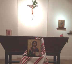 Oratoire de la maison générale des auxiliaires du Sacerdoce