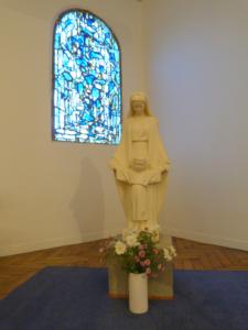 Notre Dame du Bien Grandir, chapelle de la Maison de la Parole, à Meudon