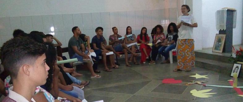 Rencontre avec des jeunes de communautés rurales